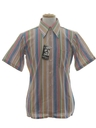 Mens Designer Mod Sport Shirt*