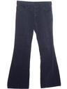 Womens Flare Leg Jeans Pants