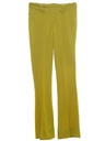 Womens Western Knit Bellbottom Pants