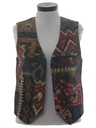 Womens Equestrian Style Vest