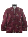 Womens Reversible Asian Style Jacket