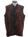 Womens Reversible Hippie Style Vest