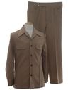Mens Leisure Suit