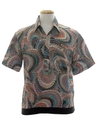 Mens Resort Wear Club Shirt