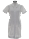 Womens Knit Nurse Style Dress