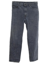 Mens Stone Washed 540 Jeans Pants