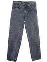 Mens Stone Washed 550 Jeans Pants