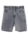 Womens Womens Totally 80s Acid Washed Denim Shorts