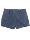 Womens Womens Denim Shorts