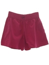 Womens Womens Totally 80s Baggy Shorts