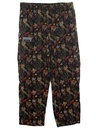 Unisex Baggy Print Chef Pants