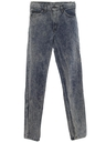 Mens Levis Wicked 90s Acid Washed Jeans Pants