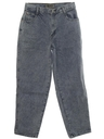 Womens Wicked 90s Stone Washed Jeans Pants