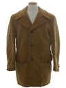 Mens Corduroy Coat Jacket