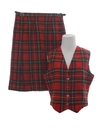 Womens Wool Kilt Suit