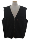 Mens Wicked 90s Denim Vest