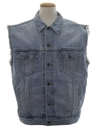 Mens Wicked 90s Grunge Denim Vest