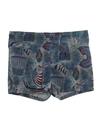 Mens Hawaiian Swim Shorts