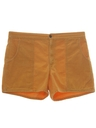 Mens Op Style Corduroy Shorts