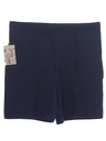 Womens Knit Shorts