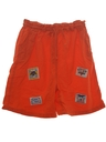 Unisex Wicked 90s Baggy Shorts