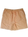 Mens Totally 80s Baggy Print Shorts
