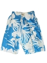 Womens Totally 80 Print Baggy Pants Style Shorts