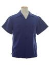 Mens Gabardine Shirt