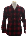 Mens Wicked 90s Flannel Shirt