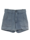Unisex Denim Shorts