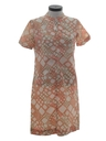 Womens Polyester Dress