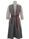 Womens Dress & Vest