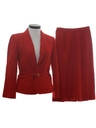 Womens Totally 80s Suit