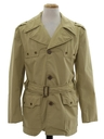Mens Safari Jacket