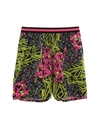 Unisex Totally 80s Print Baggy Shorts