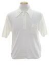 Mens Banlon Knit Shirt