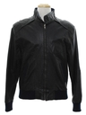 Mens Totally 80s Leather Members Only Jacket