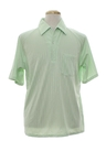 Mens Resort Wear Disco Shirt