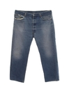 Mens Levis 501 Straight Leg Denim Jeans Pants