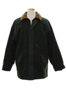 Mens Wool Coat Jacket