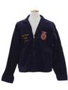 Mens FFA Corduroy Jacket