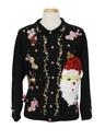 Unisex Hand Embellished Ugly Christmas Sweater