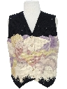 Womens Ugly Christmas Non-Sweater Vest