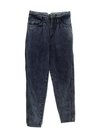Womens Totally 80s Acid Washed Designer Jeans Pants