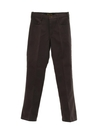 Mens Flared Jeans Cut Western Pants