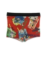 Mens Wicked 90s Print Swim Shorts