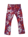 Mens Levis 517 Tie Dyed Jeans Pants