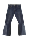 Mens Levis 517 Bellbottom Jeans Pants