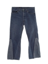 Mens Levis 501 Bellbottom Jeans Pants