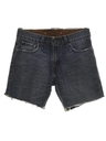 Mens Levis Authentic Signature Cut-Off Jeans Shorts